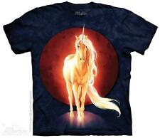 LAST UNICORN ADULT T-SHIRT THE MOUNTAIN