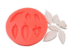 Leaf leaves silicone reusable resin mold mould resin jewelry crafts jewelry
