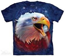 REVOLUTION EAGLE ADULT T-SHIRT THE MOUNTAIN