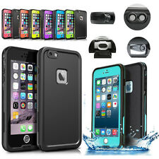 Slim Ultra Thin Waterproof Shockproof Dirt Proof Cover Case For iPhone 6 6S Plus