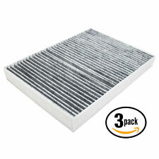 3x Cabin Air Filter for 2011-2016 Dodge Challenger
