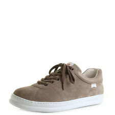 Mens Camper Runner Four Beige Suede Leather Lightweight Trainers UK Size
