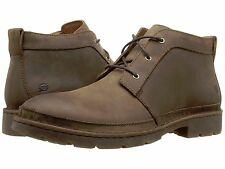Born Mens Melick Lace Up Casual Water Resistant Ankle Boots Comfort Work Shoes