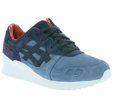 "NEW asics Gel-Lyte III ""xmas Pack"" Real leather Sneaker Sneakers Blue H6X4L 4650"
