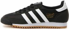 ADIDAS DRAGON OG Black-White-Gum running training marathon rom sneakers vintage