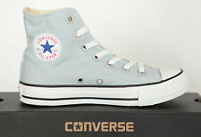 New All Star Converse Chucks hi 135288c Can Pearl blue Shoes Trainers Gr.44 UK10