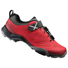 06 Shimano MT500 shoes MTB (Red)