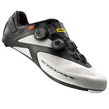 00 Mavic Road Shoes Cosmic Ultimate II, White/Black/black