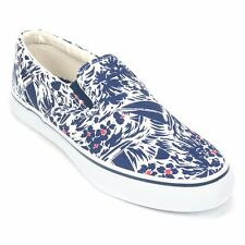 NEW Sperry Top-Sider Striper Slip On Loafer Boat Shoes MULTIPLE COLORS