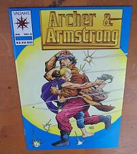 Archer & Armstrong #0 1992  9.6 - 9.8 NM+/M- First Appearance Pre-Unity VALIANT