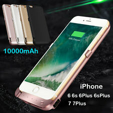 External Power Bank Pack Backup Battery Charger Case For iPhone7 7Plus 6S 6 Plus
