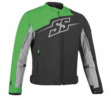 Speed and Strength Men's Hammer Down Textile Jacket Green Free Size Exchanges