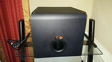 Klipsch ProMedia 2.1 THX Certified Computer Subwoofer AS-IS
