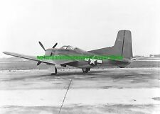 USN Douglass BTD-1 Destroyer  Black n White Photo  Military WW2 1944 Aircraft