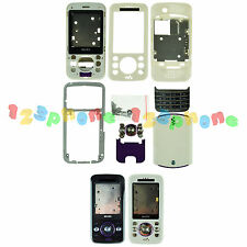 KEYPAD + FACEPLATE + BACK COVER FULL HOUSING FOR SONY ERICSSON W395 W395i