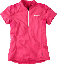 Madison Leia Womens Short Sleeved Cycle Cycling Bike Trail Jersey - Clearance