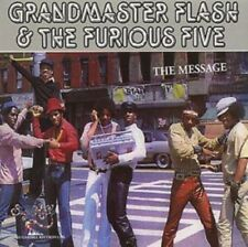 Grandmaster Flash & The Furious Five - The Message NEW CD