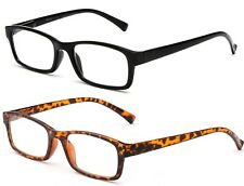 Simple and Stylish No Logo Solid Thin Frame Clear Lens Fashion Glasses Unisex
