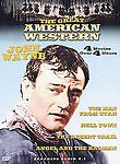New DVD:The Great American Western -John Wayne 4-Film Collection (Hell Town, 3+)