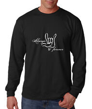 Always Love & Forever Cotton Long Sleeve T-Shirt Tee