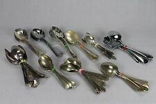 LOOSE CUTLERY EPNS SILVER PLATE STAINLESS STEEL DESSERT TEA COFFEE SPOONS SPOON