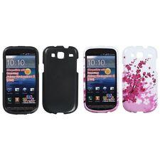 For Samsung Stratosphere 3 Design Snap-On Hard Case Phone Cover