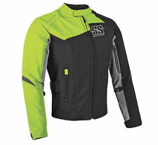 Speed and Strength Women's Back Lash Textile Jacket Hi Vis Free Size Exchanges