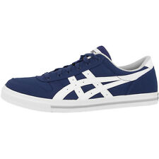 Asics Onitsuka Tiger Aaron Shoes Trainers blue print white HN528-5101 Mexico 66