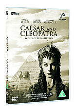 Caesar And Cleopatra (DVD, 2002)-NEW&SEALED-VIVIEN LEIGH & CLAUDE RAINS