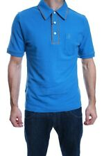Original Penguin Earl Tipped Polo in Ceylon Blue RRP £55 Over 50% Off SALE