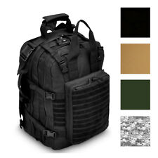 Every Day Carry Tactical EMS Medic First Response Backpack with Multiple Pockets