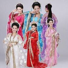 Hot Sale Traditional Chinese Ancient Infanta Dramaturgic Costume Robe Dress