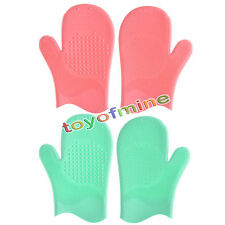 Makeup Brush Cleaner Glove Cleaning Washing Tool Scrubber Silicone Mat Hand Tool