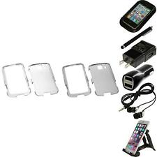 For LG Optimus S LS670 Crystal Hard Snap-On Transparent Case Cover Accessories
