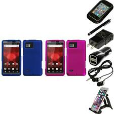 For Motorola Droid Bionic XT875 Snap-On Hard Case Cover Accessory Accessories