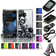 For BlackBerry Z10 Matte Snap-On Hard Phone Case Cover Accessories