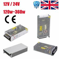 DC 120W 360W Universal Regulated Switching Power Supply for LED Strip CCTV - UK