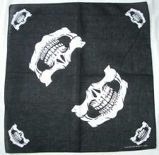 Skull Jaw Bone Bandana Headband Skullcap Neckerchief Face Mask Party Bag Filler