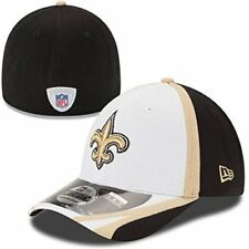 New Orleans Saints New Era 39THIRTY 2014 Official Training Flex Fit Hat NWT