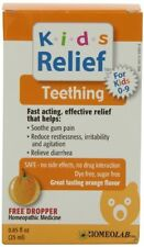 Kids Relief Teething Oral Solution, .85-Ounce Bottle