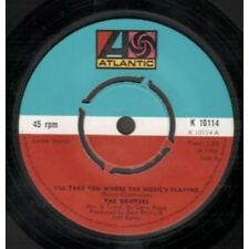 DRIFTERS (SOUL GROUP) I'll Take You Where The Music's Playing 7""