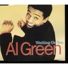 AL GREEN Waiting On You CD German Rca 1994 4 Track Featuring Album Version, C&J