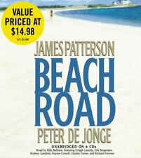 Beach Road by James Patterson (2007, CD, Unabridged)