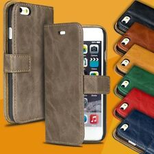 Phone Case for Apple iPhone Premium Flip Cover Case Protective Cover Wallet Case