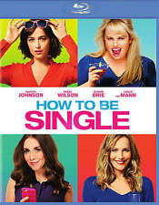 How to Be Single (Blu-ray Disc, 2016]