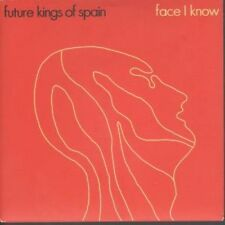 """FUTURE KINGS OF SPAIN Face I Know 7"""" VINYL UK Red Flag 2003 B/W The Perfect"""