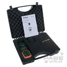 NEW Extech SDL600 Type 2 Sound Level Meter/Datalogger + 2GB SD Card and Case