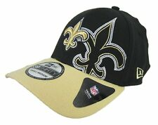 New Era 39Thirty NFL New Orleans Saints Fitted Size Hat Cap NWT