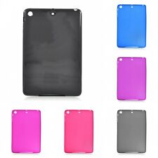 For Apple iPad Mini Case TPU Rubber Slim Thin Phone Flexible Durable Cover