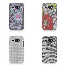 For Kyocera Event C5133 Case Diamond Bling Luxury Fashion Cute Hard Cover
